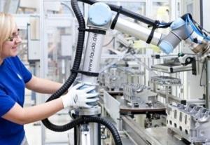 historia robots colaborativos
