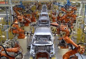robotica automotriz