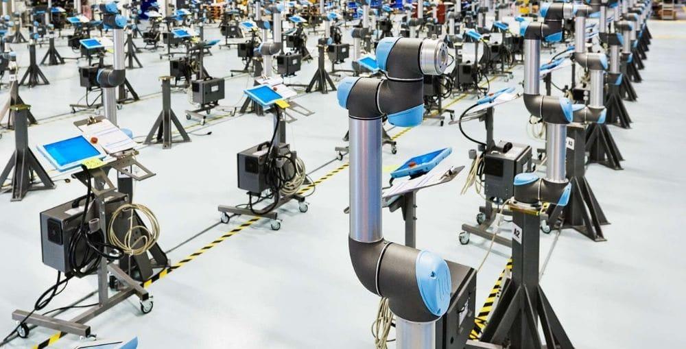 que-es-un-robot-industrial