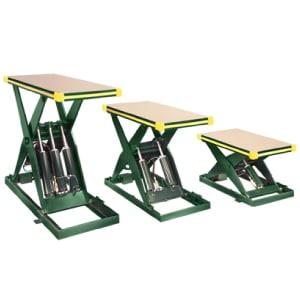 Mesas de elevacion