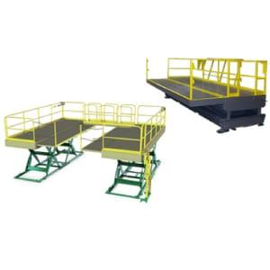 Plataformas elevadoras para trabajadores